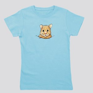 Pocket Hamster Girl's Tee